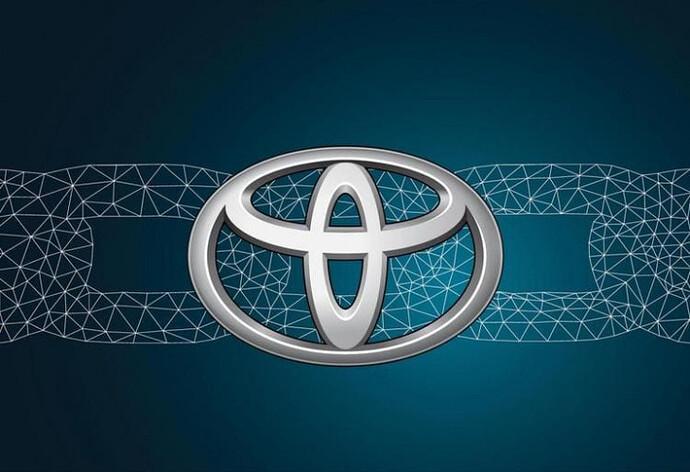 ToyotaCryptoToken