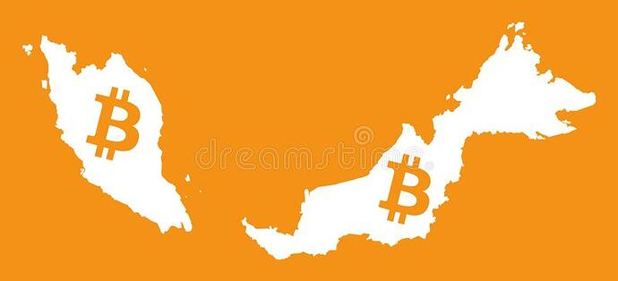 malaysia-map-bitcoin-crypto-currency-symbol-illustration-104908603